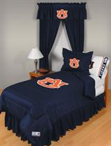 Buy Auburn Tigers team bedding, Comforters, Drapes, and Sheets