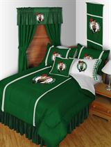 Buy Boston Celtics team bedding, Comforters, Drapes, and Sheets