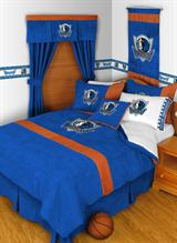Buy Dallas Mavericks team bedding, Comforters, Drapes, and Sheets