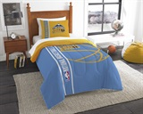 Buy Denver Nuggets team bedding, Comforters, Drapes, and Sheets