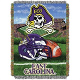 Buy East Carolina Pirates team bedding, Comforters, Drapes, and Sheets