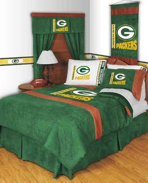Green Bay Packers   National Football League, NFL, Football, Sports Bedding