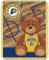 Buy Indiana Pacers team bedding, Comforters, Drapes, and Sheets