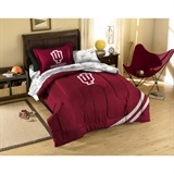 Buy Indiana Hoosiers team bedding, Comforters, Drapes, and Sheets