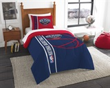 Buy New Orleans Pelicans team bedding, Comforters, Drapes, and Sheets