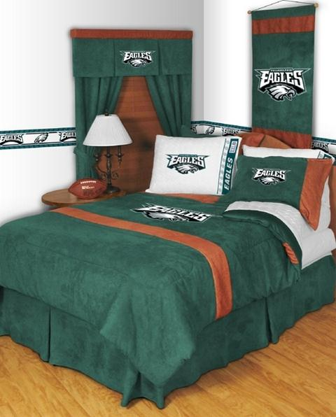 Philadelphia Eagles   National Football League  NFL  Football  Sports  Bedding. Philadelphia Eagles   National Football League  NFL  Football