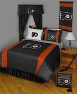 Buy Philadelphia Flyers team bedding, Comforters, Drapes, and Sheets