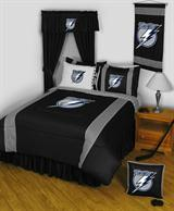 Buy Tampa Bay Lightning team bedding, Comforters, Drapes, and Sheets