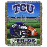 Buy Texas Christian Frogs team bedding, Comforters, Drapes, and Sheets