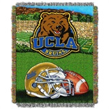 Buy UCLA Bruins team bedding, Comforters, Drapes, and Sheets