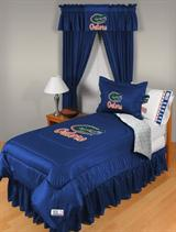 Buy Florida Gators team bedding, Comforters, Drapes, and Sheets