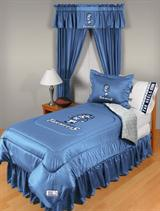 Buy North Carolina Tar Heels team bedding, Comforters, Drapes, and Sheets