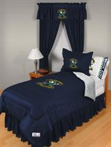 Buy Notre Dame Fighting Irish team bedding, Comforters, Drapes, and Sheets