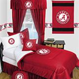 Alabama Crimson Tide Locker Room Bed In A Bag