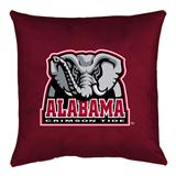 Alabama Crimson Tide Locker Room Decorative Pillow