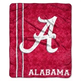 "Alabama Crimson Tide NCAA ""Jersey"" Sherpa Throw"