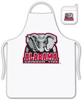 Alabama Crimson Tide  Apron Set