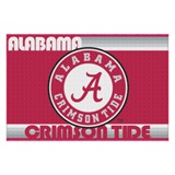 Alabama Crimson Tide Large Tufted Rug