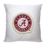 "Alabama Crimson Tide ""Letterman"" Pillow"