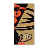 "Anaheim Ducks NHL ""Puzzle"" Oversized Beach Towel"