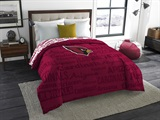 "Arizona Cardinals ""Anthem"" Full Comforter"