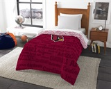 "Arizona Cardinals ""Anthem"" Twin Comforter"