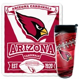 Arizona Cardinals Mug N' Snug Gift Set