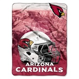 "Arizona Cardinals NFL ""Heritage"" Silk Touch Throw"