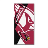 "Arizona Cardinals NFL ""Puzzle"" Beach Towel"