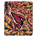 "Arizona Cardinals NFL ""Quicksnap"" Raschel Throw"