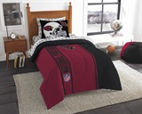 "Arizona Cardinals ""Soft & Cozy"" Twin Comforter Set"