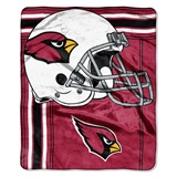 "Arizona Cardinals ""Touchback"" Raschel Throw"