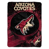 "Arizona Coyotes NHL "" Ice Dash"" Micro Throw"
