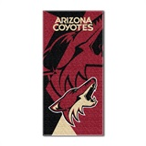 "Arizona Coyotes NHL "" Puzzle"" Beach Towel"
