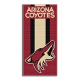 "Arizona Coyotes NHL "" Zone Read"" Beach Towel"