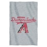 Arizona Diamondbacks MLB Sweatshirt Throw