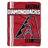 "Arizona Diamondbacks MLB ""Walk Off"" Micro Raschel Throw"