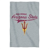 Arizona State Sun Devils Sweatshirt Throw
