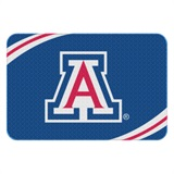 Arizona Wildcats Round Edge Bath Rug