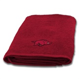 Arkansas Razorbacks NCAA Bath Towel