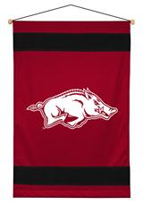 Arkansas Razorbacks Sidelines Wallhanging