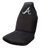 Atlanta Braves MLB Car Seat Cover