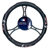 Atlanta Braves MLB Car Steering Wheel Cover