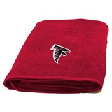 Atlanta Falcons Appliqué Bath Towel