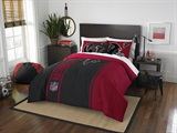 Atlanta Falcons Full Comforter & Sham Set
