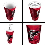 Atlanta Falcons  NFL 4 piece Bath Set