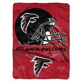 "Atlanta Falcons NFL ""Prestige"" Raschel Throw"