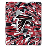 "Atlanta Falcons NFL ""Quicksnap"" Raschel Throw"