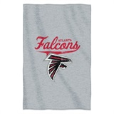 "Atlanta Falcons NFL ""Sweatshirt"" Throw"