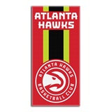 "Atlanta Hawks NBA ""Zone Read""  Beach Towel"